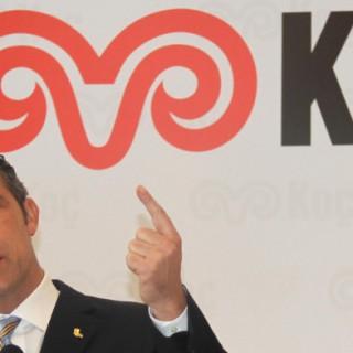 Ali Koc, Vorstandsmitglied der Koc-Holding.