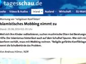 ARD-Nachtmagazin: Angst der Mehrheit unterdrückt die Meinung der Minderheit