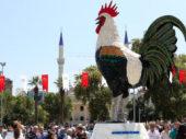 Denizli (20): Die Stadt der Hähne und der Baumwollburgen