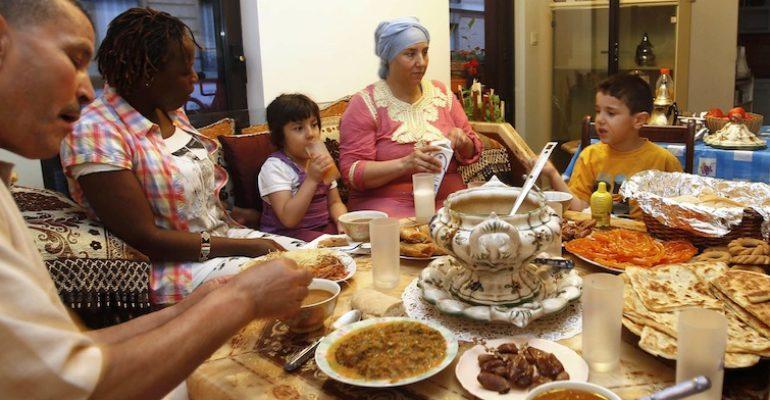 Bildergalerie: Was machen Muslime im Ramadan?