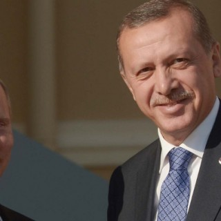 Putin und Erdogan.