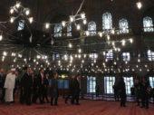 Der Papst in Istanbul: Gebet in Sultan-Ahmet-Moschee
