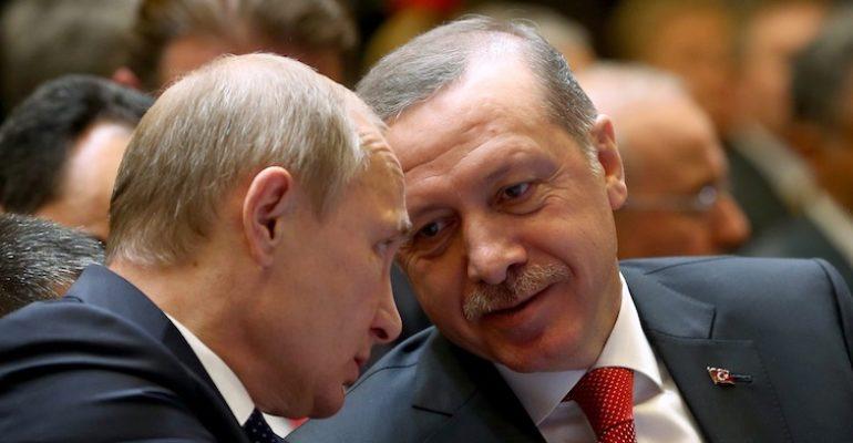 G20-Gipfel in Hamburg: Putin und Erdogan wollen beraten