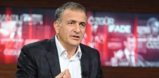 Ekrem Dumanlı während eines Auftritts bei BUGÜN-TV.