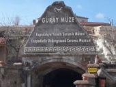Nevşehir erlebt Weltpremiere mit Keramikmuseum im Fels