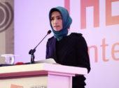 """Frauenrechte: Sümeyye Erdoğan für """"Gerechtigkeit statt Gleichheit"""""""