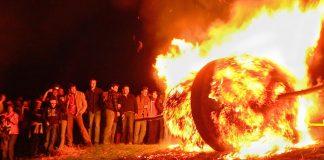 Welche Bedeutung hat das heidnische Fest für den NSU?