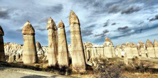Kappadokien zählt zu einen der beliebtesten Rieselten der Türkei.