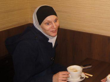"""Blind, Muslimin, erfolgreich: """"Der Islam hat mir die Augen geöffnet"""""""