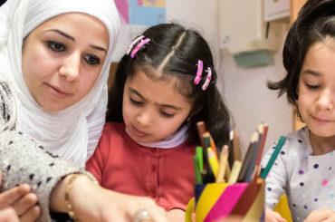Şanlıurfa: Schule für 3000 syrische Mädchen eröffnet