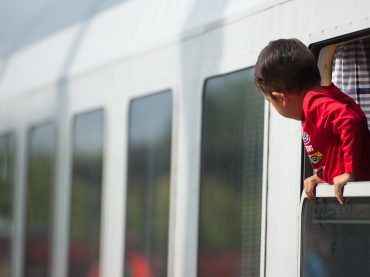 Mein Brief an ein Flüchtlingskind