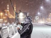 Schneefall in Istanbul: 200 Flüge gestrichen