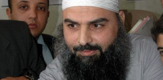 Ägyptischer Imam Abu Omar