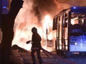 Terrorgruppe TAK bekennt sich zu Anschlag in Ankara