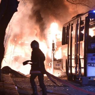 Anschlag in Ankara im Februar 2016