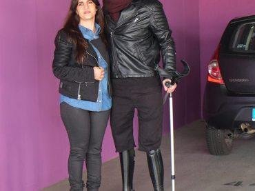 """""""Ich verlor beide Beine, aber die Kälte rettete mir das Leben"""""""