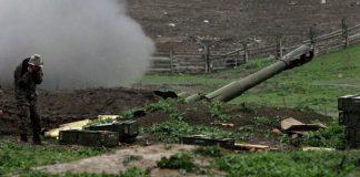 Kämpfe um Berg-Karabach