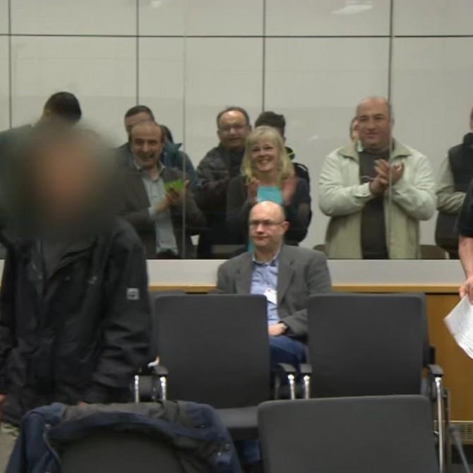 Gerichtsprozess gegen PKK-Gebietsleiter in Celle