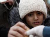 """Countdown läuft: Flüchtlinge wollen nicht """"deportiert"""" werden"""