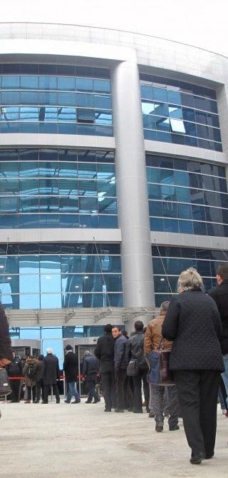 Prozess gegen die Brüder von Hatun Sürücü in Istanbul