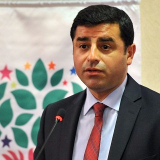 HDP-Ko-Vorsitzender Selahattin Demirtaş