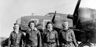weibliche Kampfpilotinnen