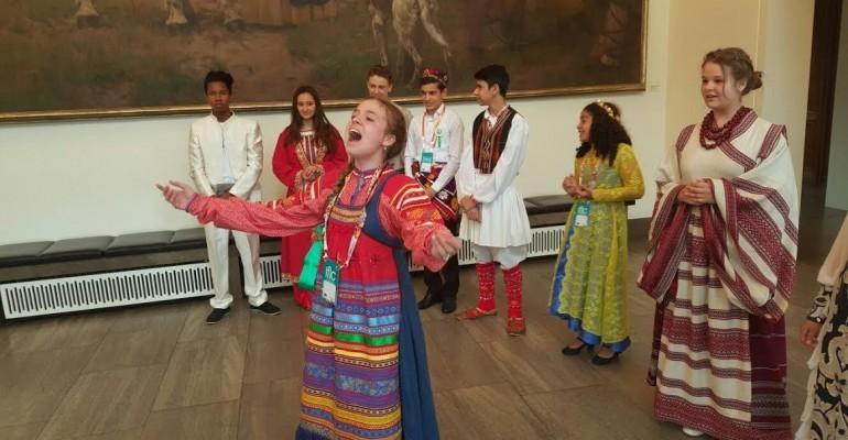 """IFLC: """"Die Kinder der Welt haben in Deutschland einen neuen Gastgeber gefunden"""""""