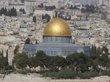 Heute Himmelfahrt von Muhammad, übermorgen von Jesus