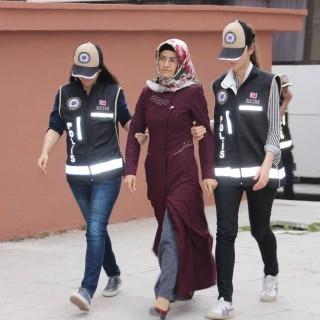 Verhaftung in Hakkari