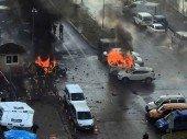 Izmir: Autobombe explodiert vor Gericht