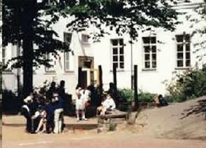 Schule im Berliner Wedding in den Achtzigern