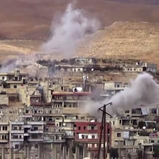 Kampf um Wasser in Syrien