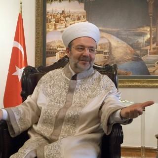 Diyanet-Präsident Mehmet Görmez