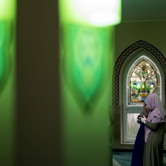 Aya-Sofya-Moschee in Hannover