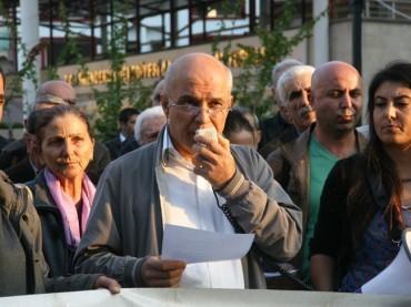İskenderun: Menschenrechtsaktivist Coşkun Selçuk festgenommen