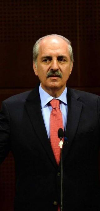 Numan Kurtulmus, stellvertrender Ministerpräsident der Türkei