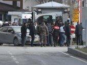 Ein Toter bei Schießerei vor Polizeihauptquartier in Gaziantep