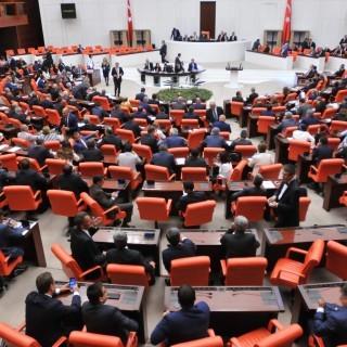 Grosse Nationalversammlung der Türkei