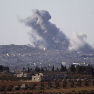 Russischer Luftschlag in Syrien