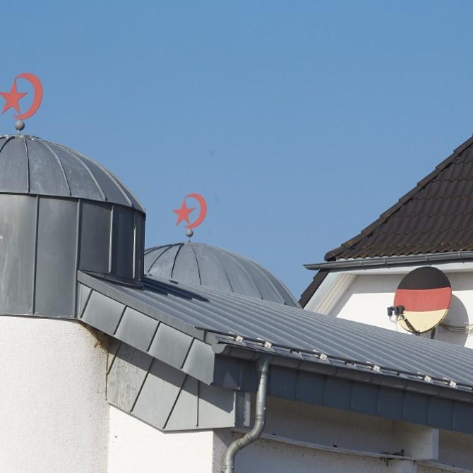 Ditib-Moschee in Fuerthen