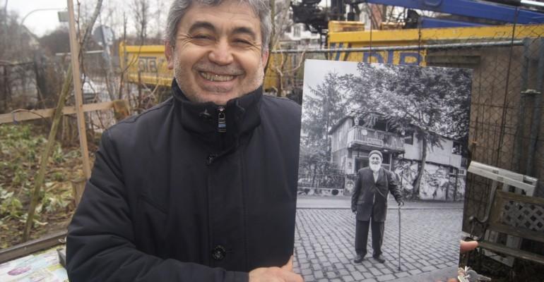 Gecekondu und Ort deutscher Geschichte: Das Baumhaus an der Berliner Mauer