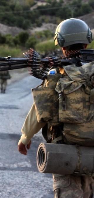 türkische Soldaten in Syrien