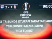 Geisterspiel in Istanbul?