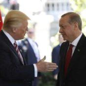 """Trump-Besuch von Erdogan: """"Beziehungen sind hervorragend"""""""