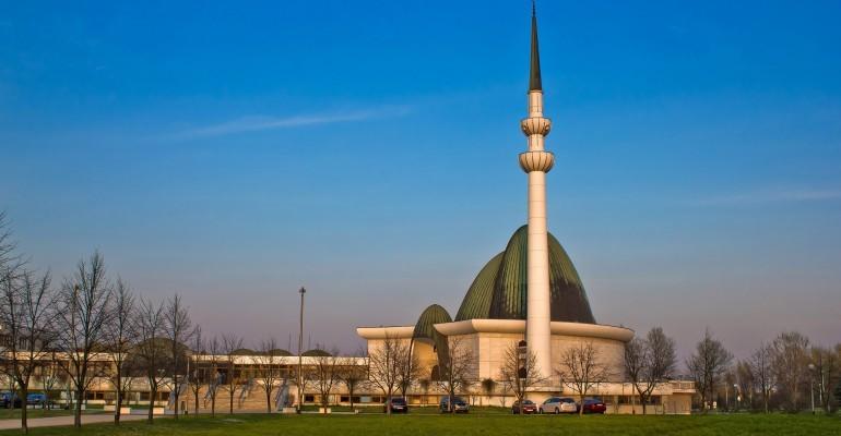 Islam-Architektur: Europas Moscheen sind schön