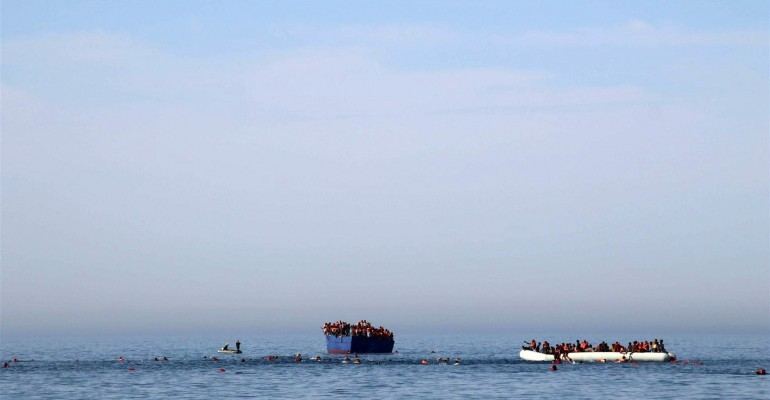 Flüchtlingsboot sinkt in der Ägäis – drei Tote