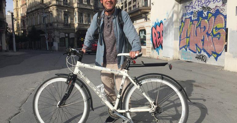 Mit dem Fahrrad von Istanbul nach Stuttgart