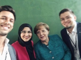 Merkel vergibt erstmals Nationalen Integrationspreis