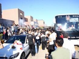 Süper Lig: Beşiktaş kurz vor dem dritten Stern