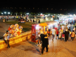 """Ramadan-Festivals in Deutschland: """"Das stillt ein wenig meine Sehnsucht nach Istanbul"""""""